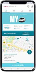 App movil Citroën Álava Lascaray
