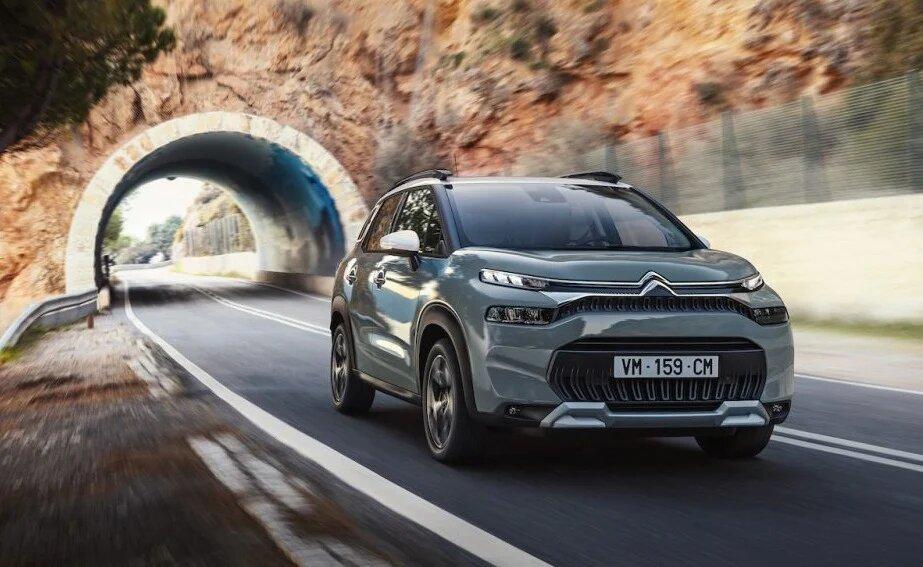 Nuevo rediseño del SUV de Citroën