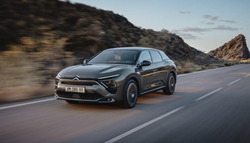 Nuevo modelo de Citroën